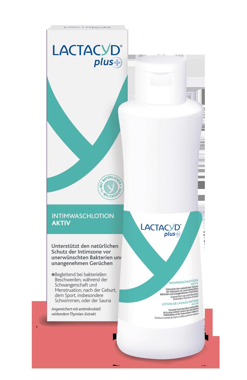 Lactacyd® Plus AKTIV