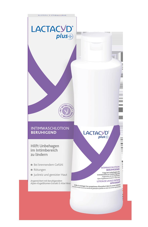 Lactacyd® Plus BERUHIGEND