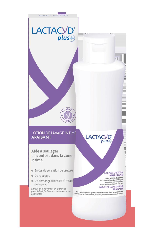 Lactacyd® Plus APAISANT