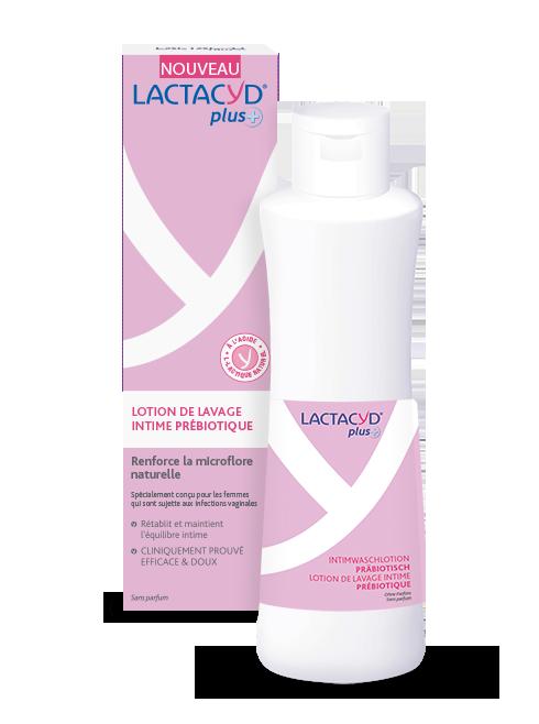 Lactacyd® Plus PRÉBIOTIQUE